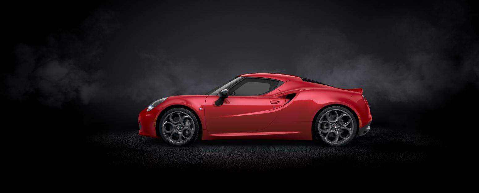 Alfa Romeo 4C Limited Edition - 2016 - profil / side-face