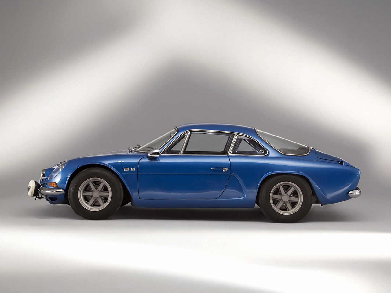 Alpine A110 1600s - profil / side-face