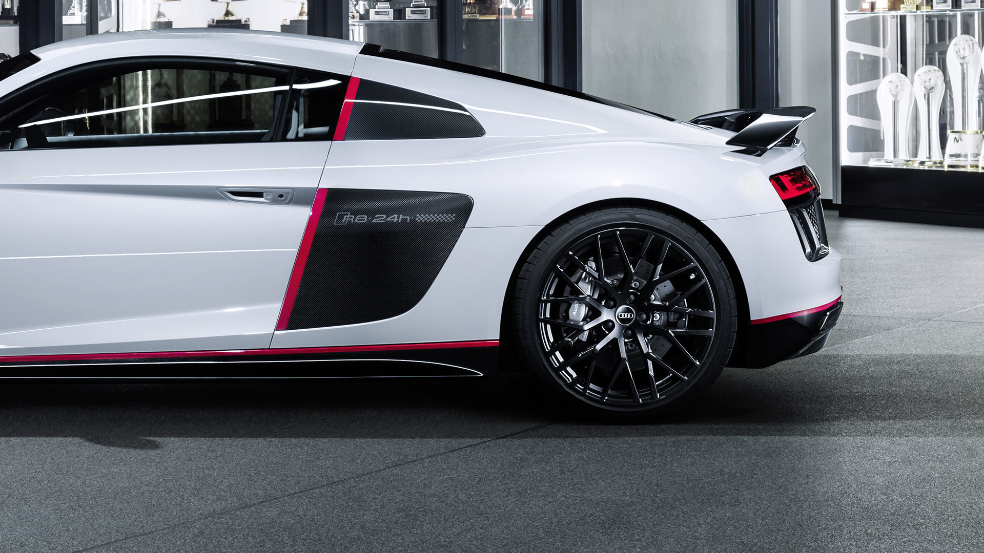 Audi R8 V10 selection 24h - 2016 - wheel / jante