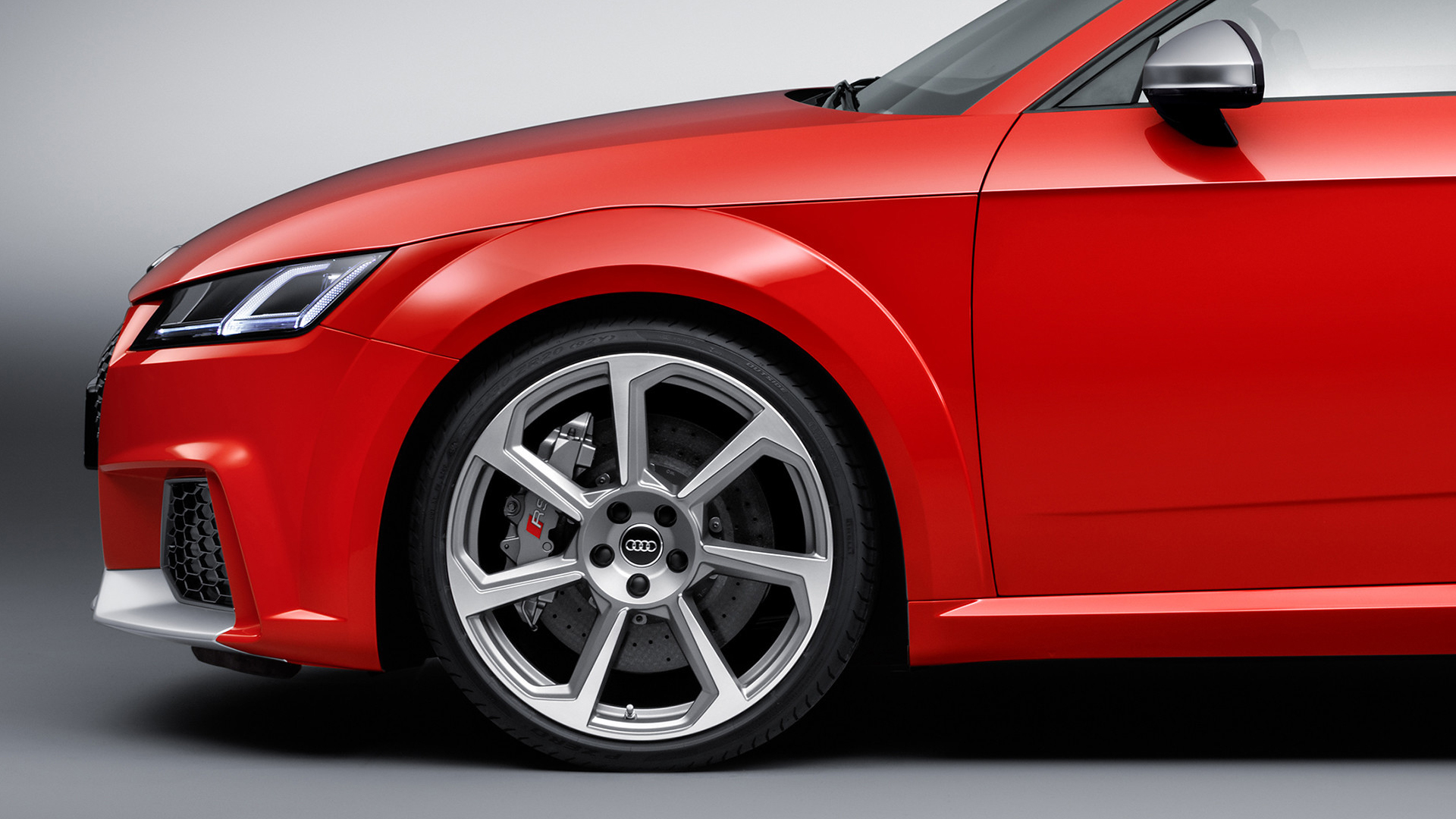 Audi TT RS coupe - 2016 - wheel / jante