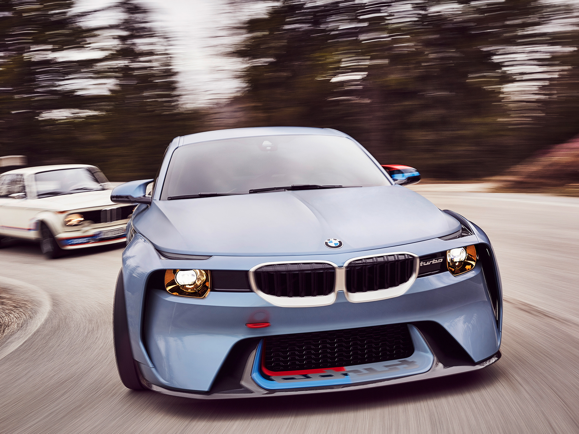 BMW 2002 Hommage - 2016 - front / avant