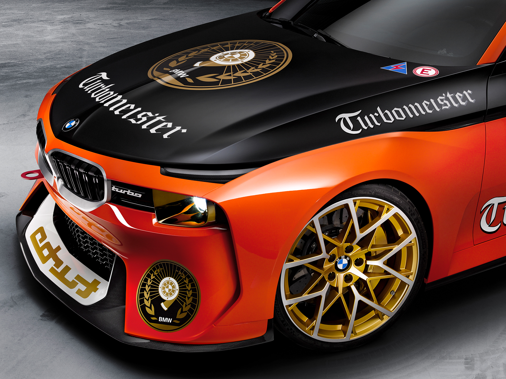BMW 2002 Hommage Turbomeister Concept - 2016 - wheel / jante
