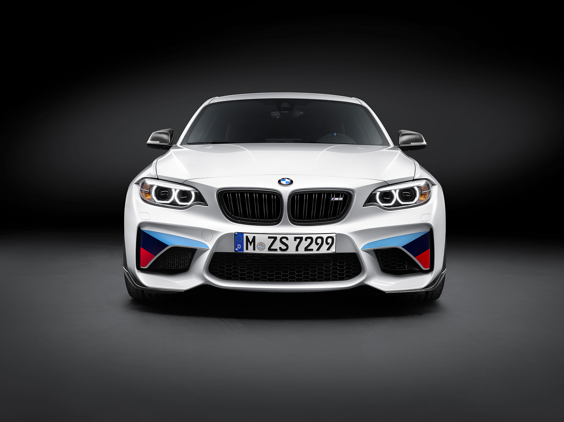 BMW M2 Coupé 2016 BMW M Performance Parts - avant / front
