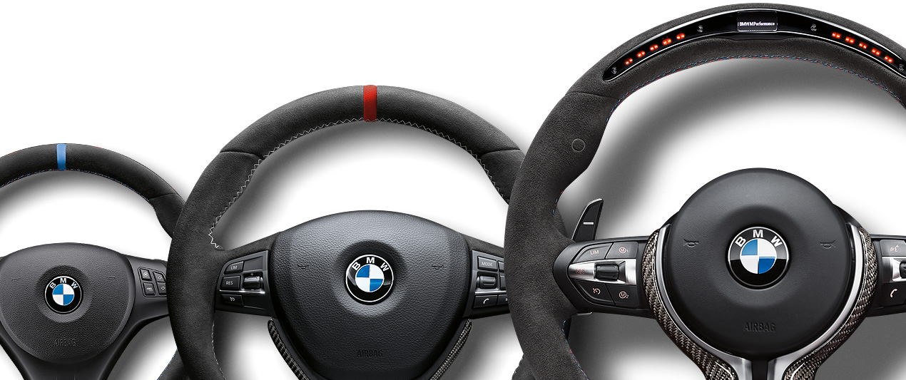 BMW M2 Coupé 2016 BMW M Performance Parts - volant / steering wheel