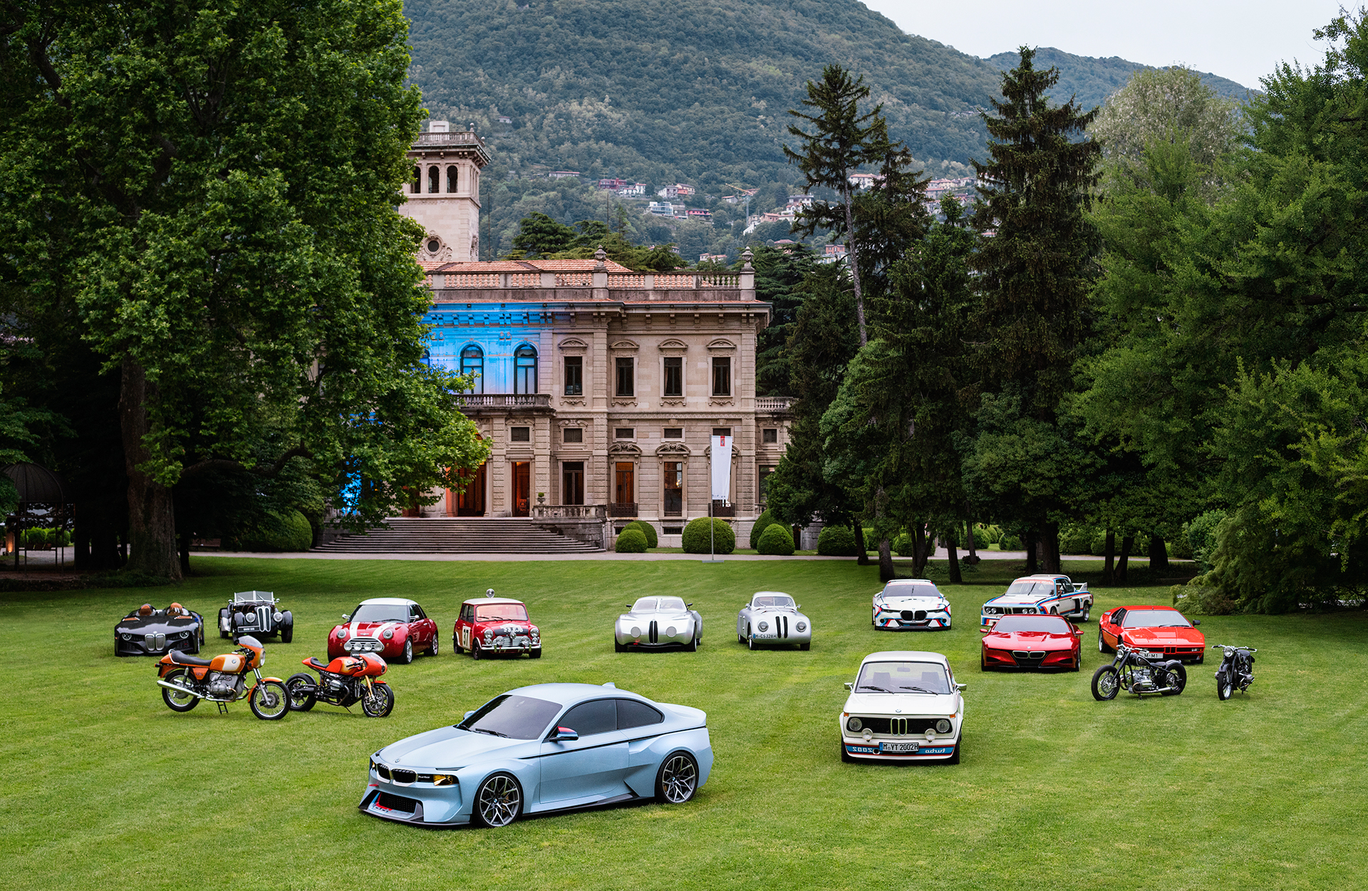 BMW Group - hommage-Villa d'Este -2016 - photo
