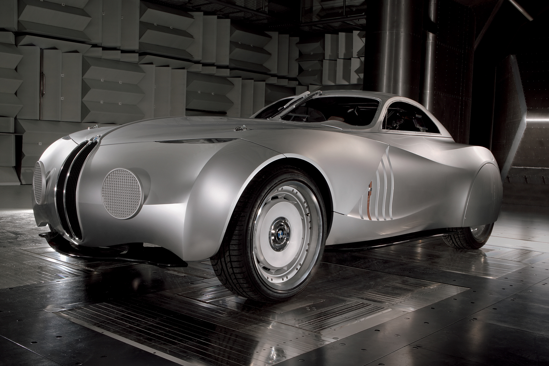 Chantilly 2016 - preview - BMW Mille Miglia Coupe Concept