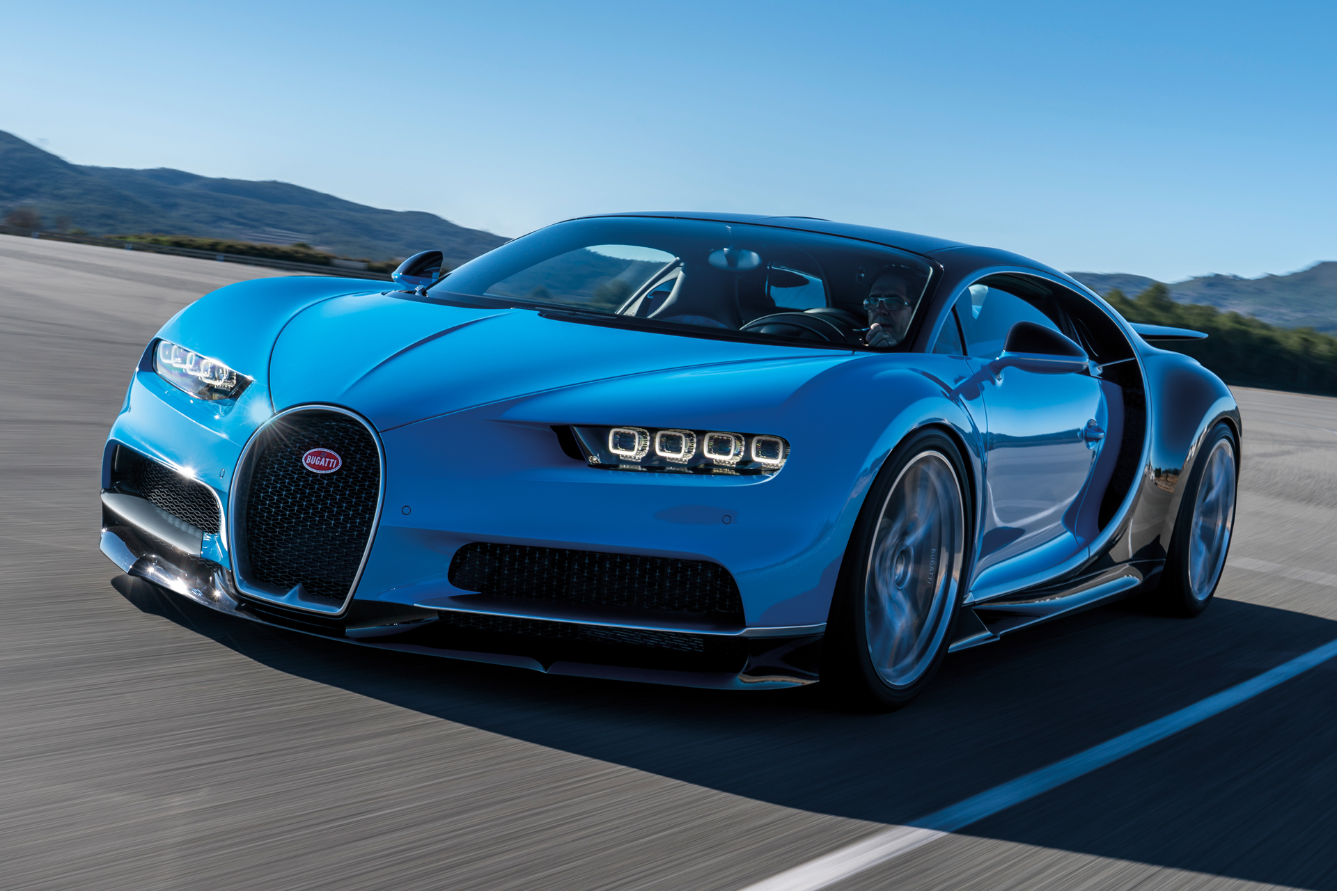 Chantilly 2016 - preview - Bugatti Chiron