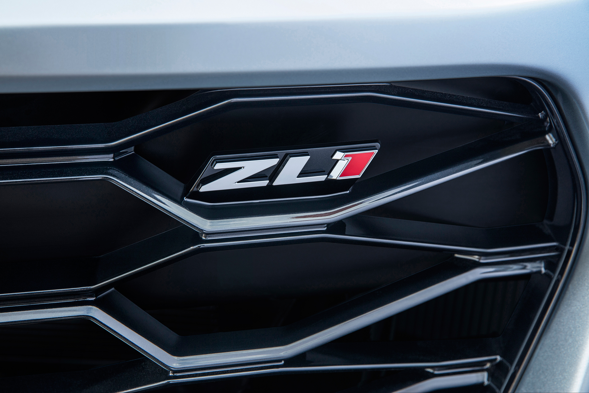 Chevrolet Camaro ZL1 - 2017 - badge ZL1