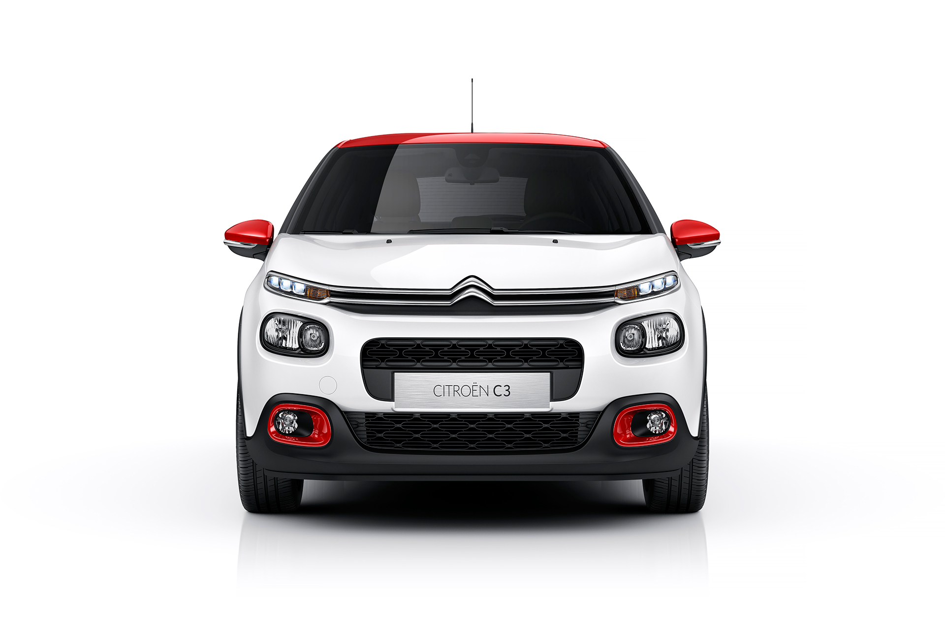 Citroen C3 2016 - front light / face-avant