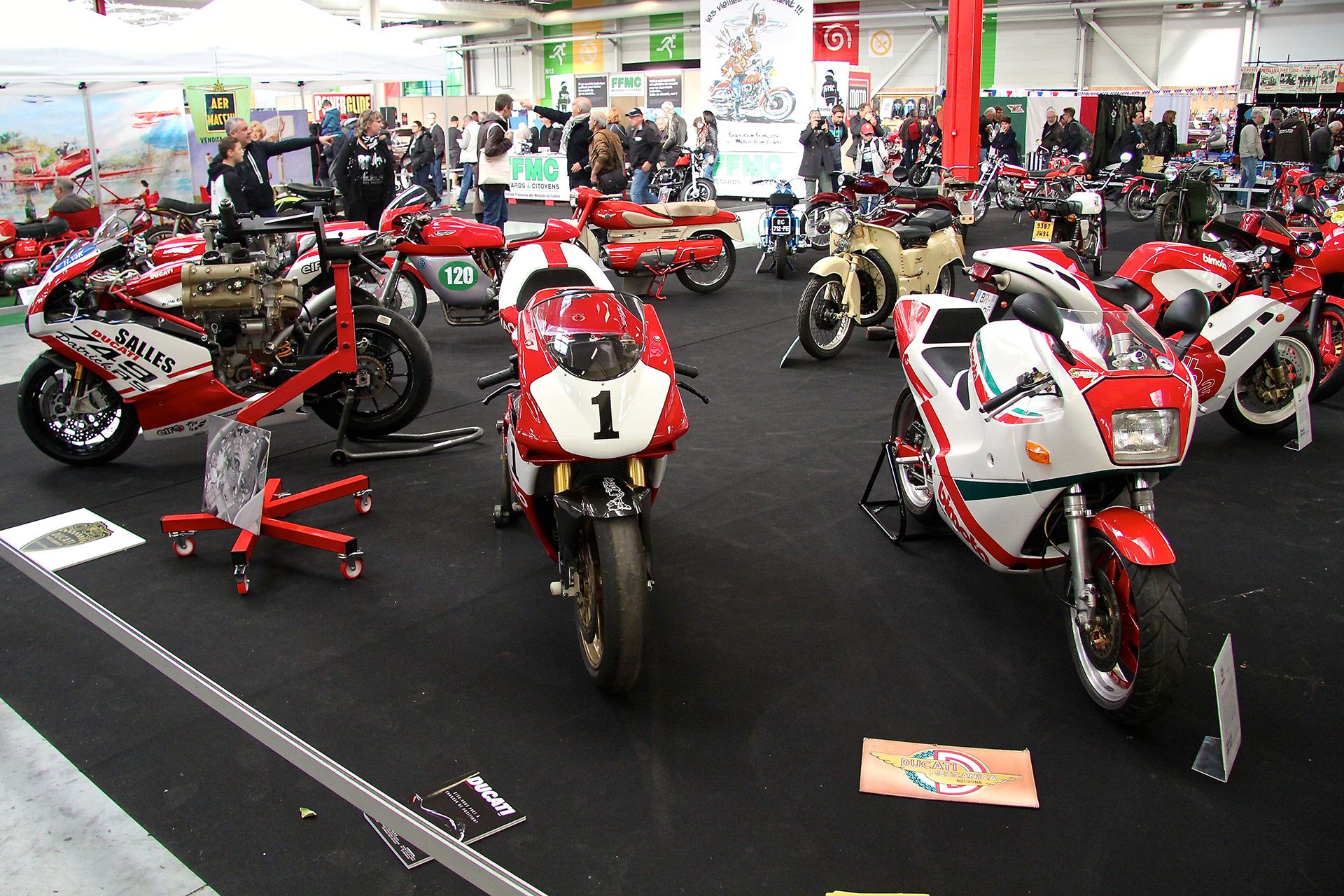 Expo moto - Automedon 2016 - photo Ludo Ferrari