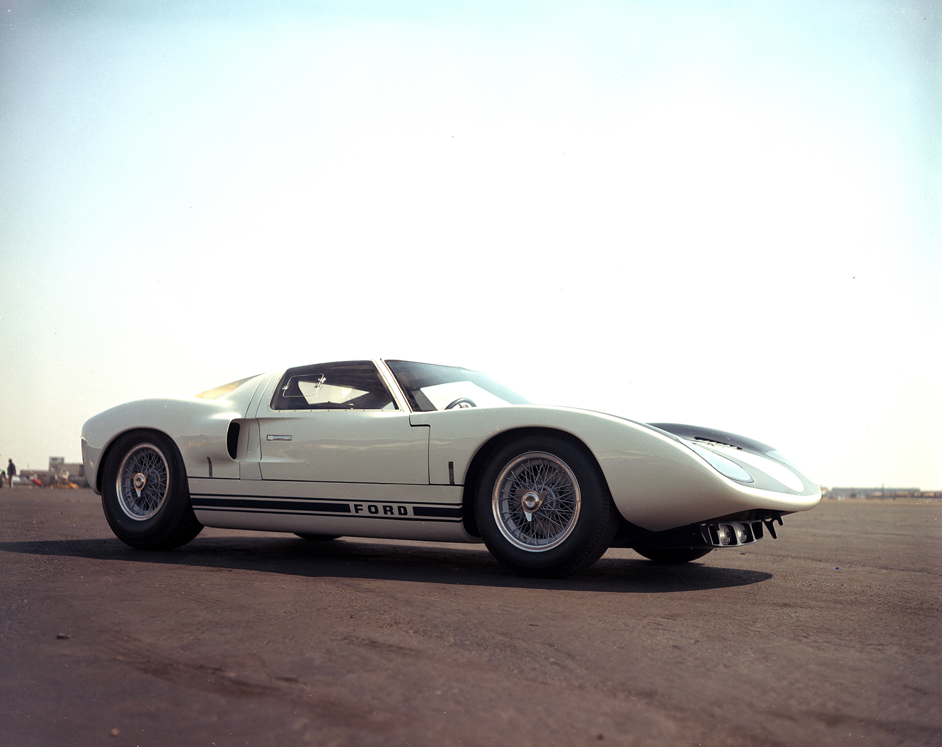 Ford GT - 1964 - prototype