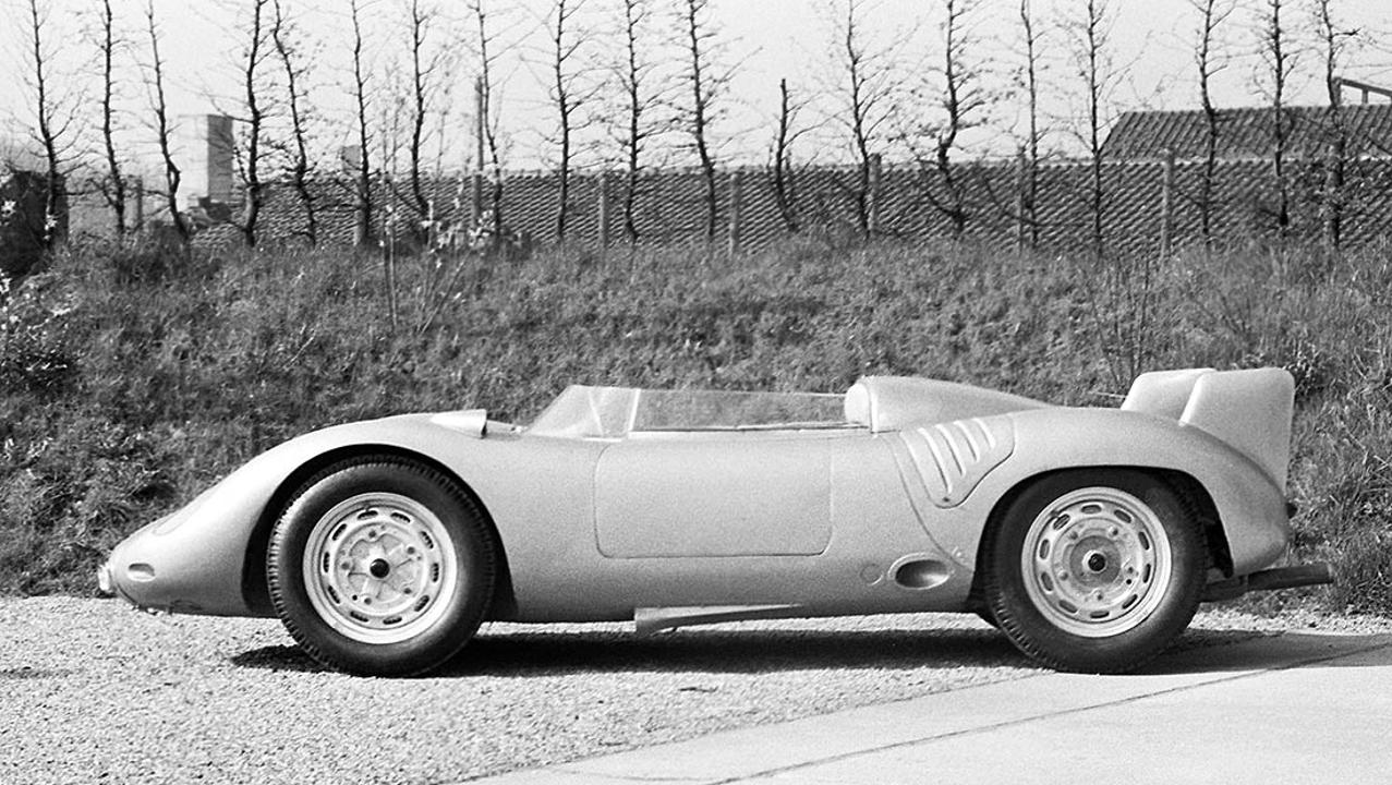 Heritage photo - Porsche 718 RSK Spyder
