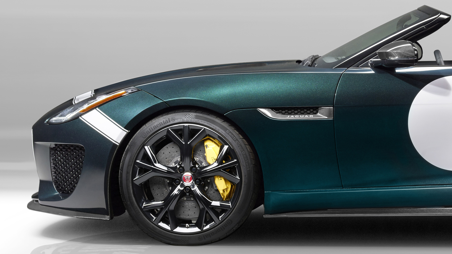 Jaguar F-TYPE Project 7 - wheel / jante