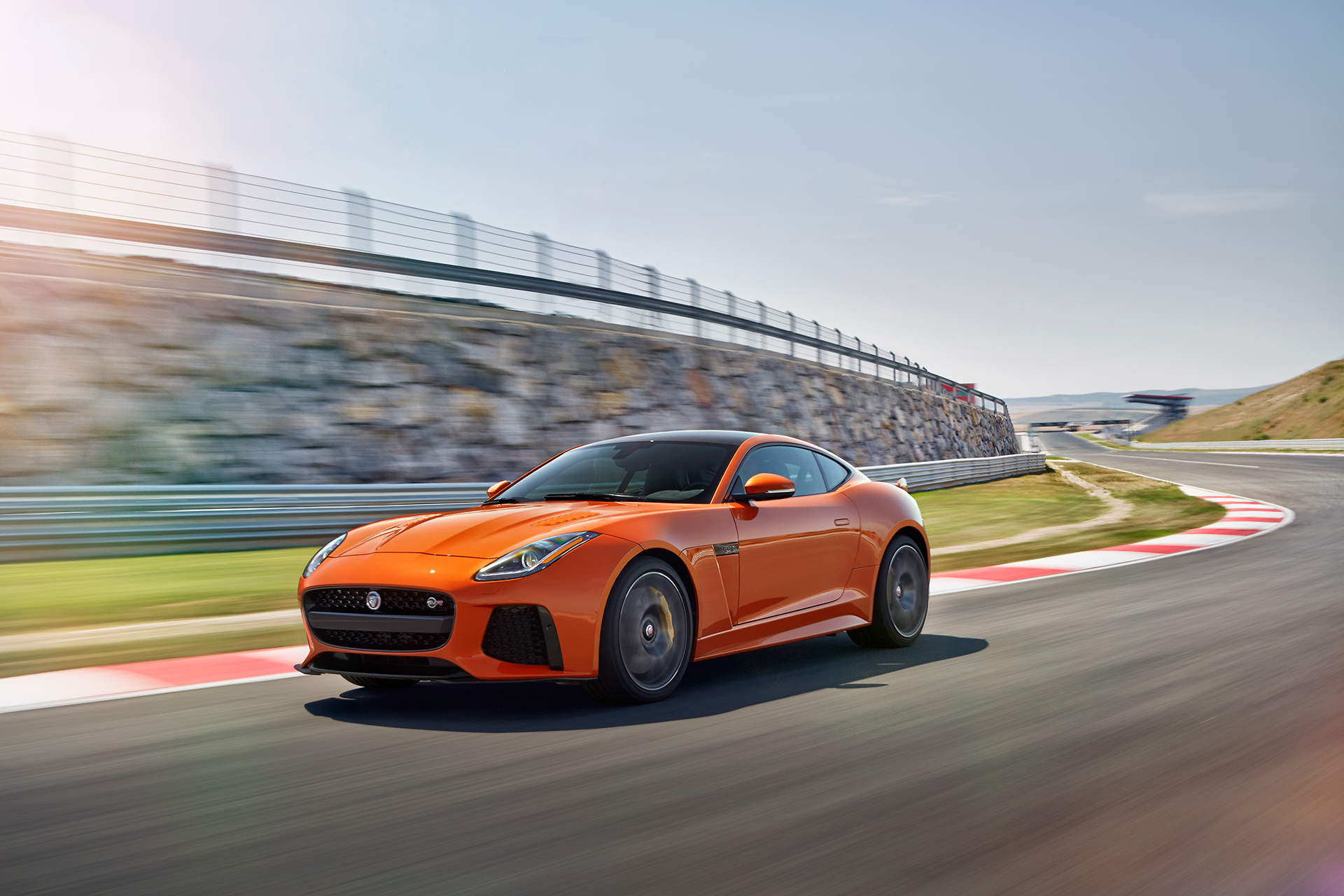 Jaguar F Type Svr Supercharged Ch