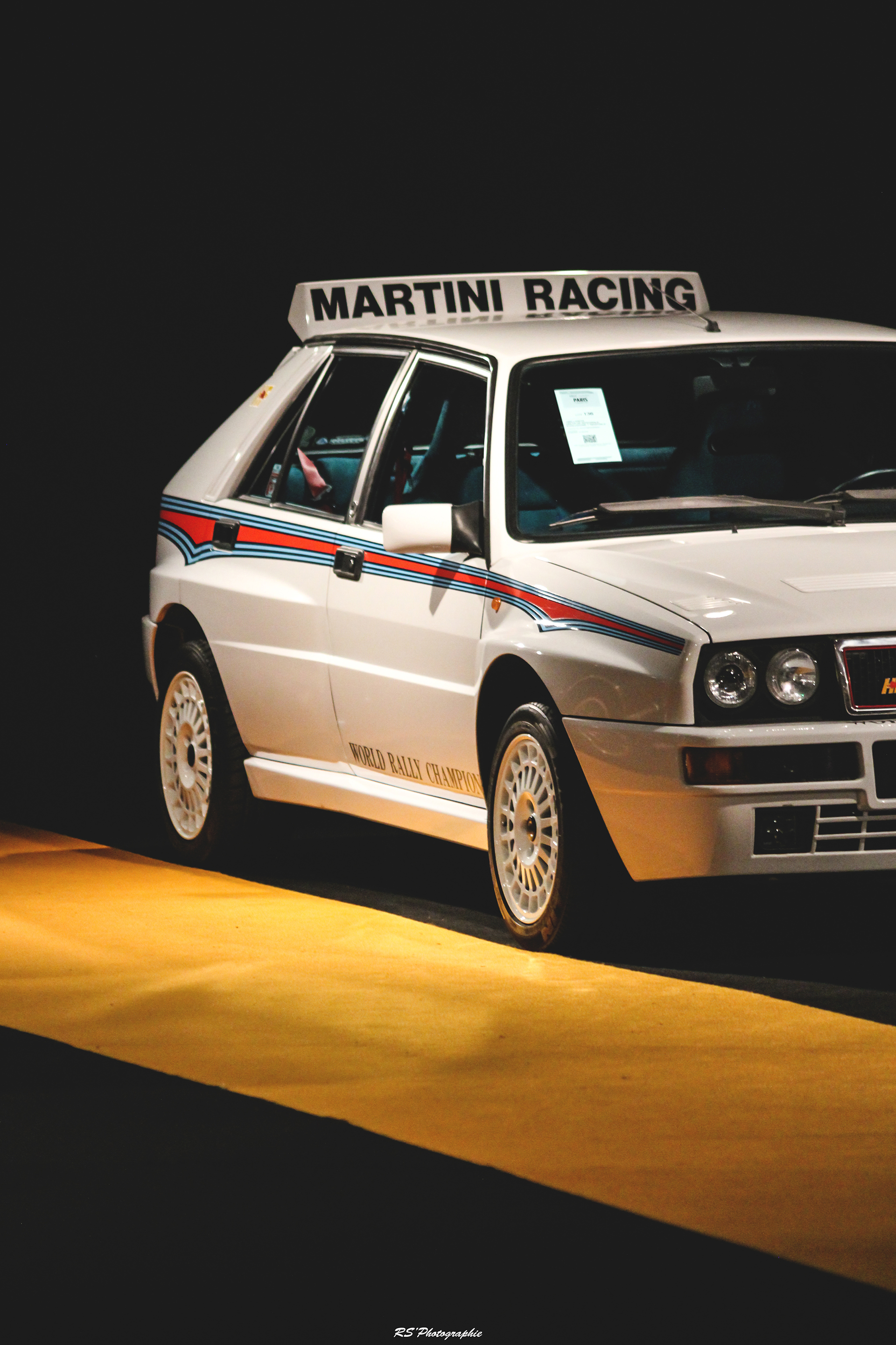 Lancia Delta HF Integrale Evoluzione 1 Martini 6 - 1992- RM - Auctions - 2016 - Arnaud Demasier RS Photographie