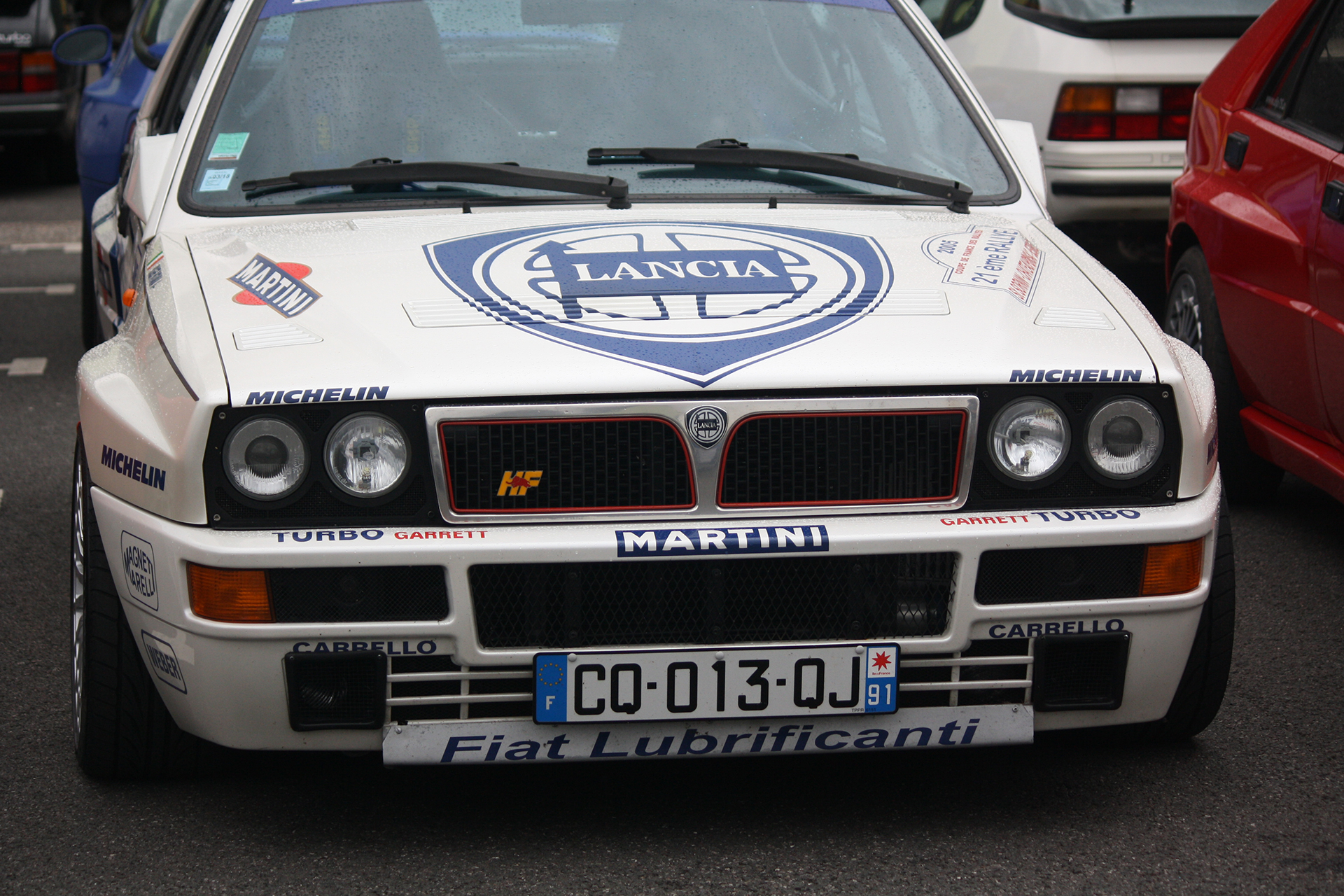 Lancia Martini - Youngtimers Meeting - 2016 - photo Fiona Rodrigues
