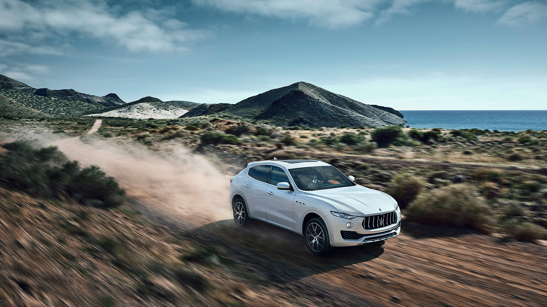 Maserati Levante - 2016 - photo offroad