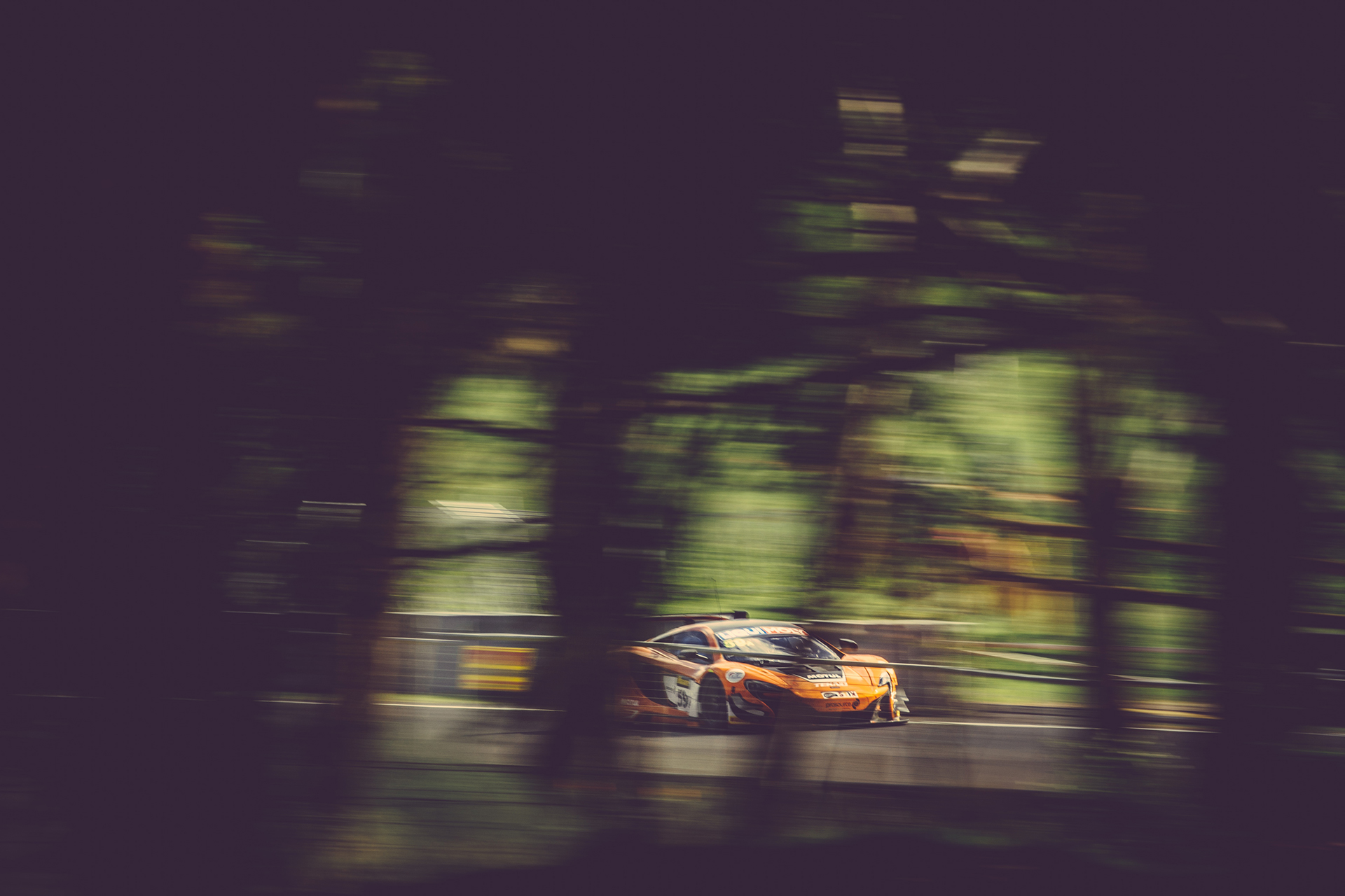McLaren GT3 - preview - on track - Photo - Bathurst 12hr 2016
