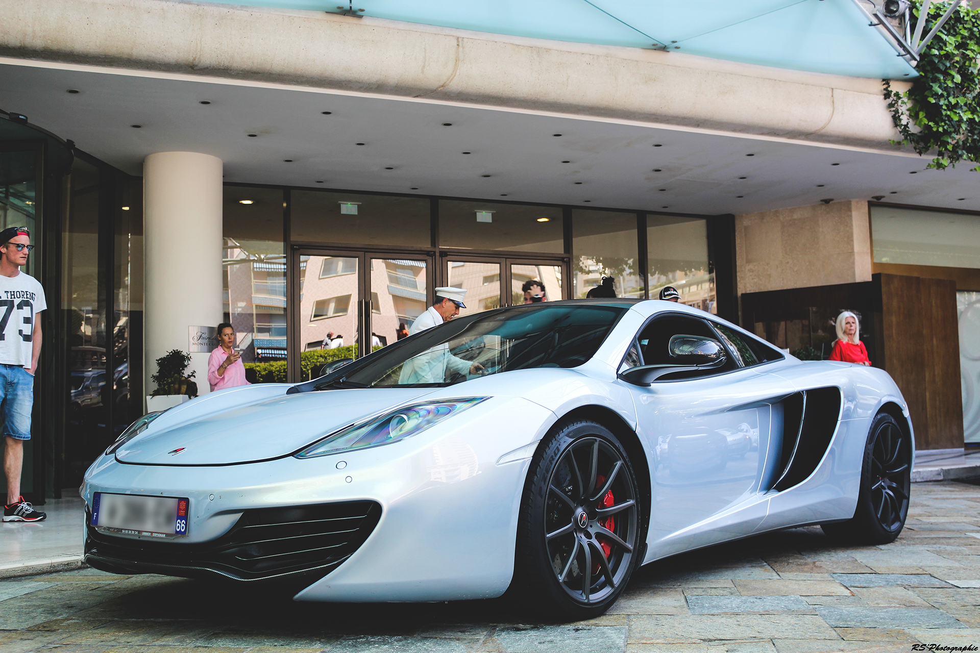 McLaren MP4-12C - Top Marques Monaco 2016 - Arnaud Demasier RS Photographie