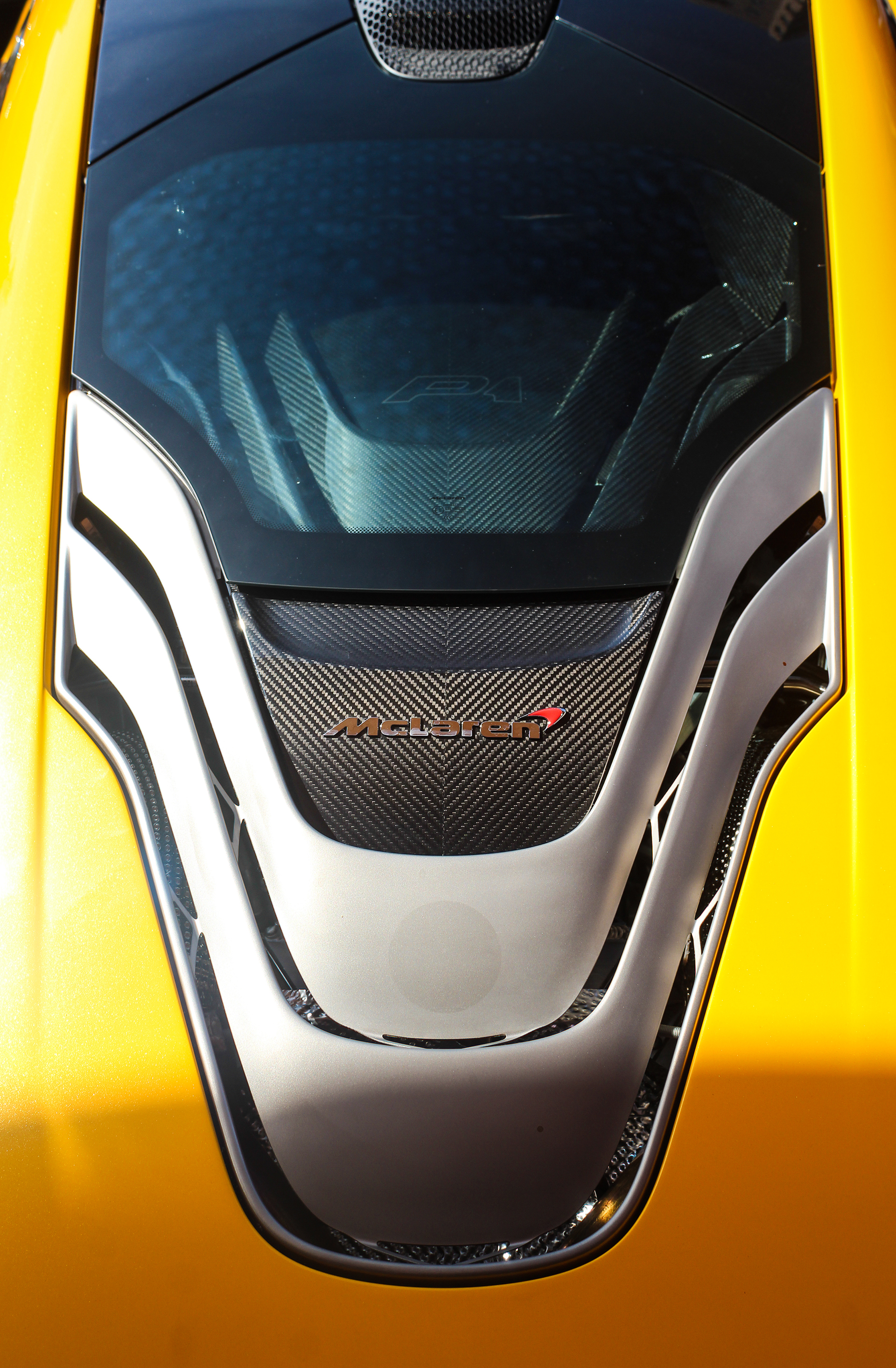 McLaren P1 top under the hood - Top Marques Monaco 2016 - Arnaud Demasier RS Photographie