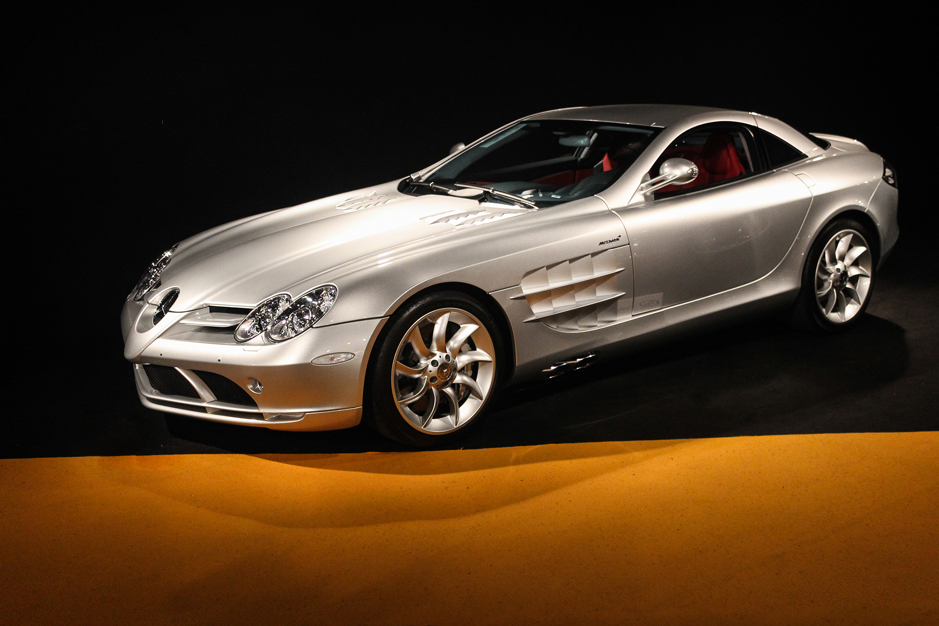 Mercedes-Benz SLR Mclaren - 2004- RM - Auctions - 2016 - Arnaud Demasier RS Photographie