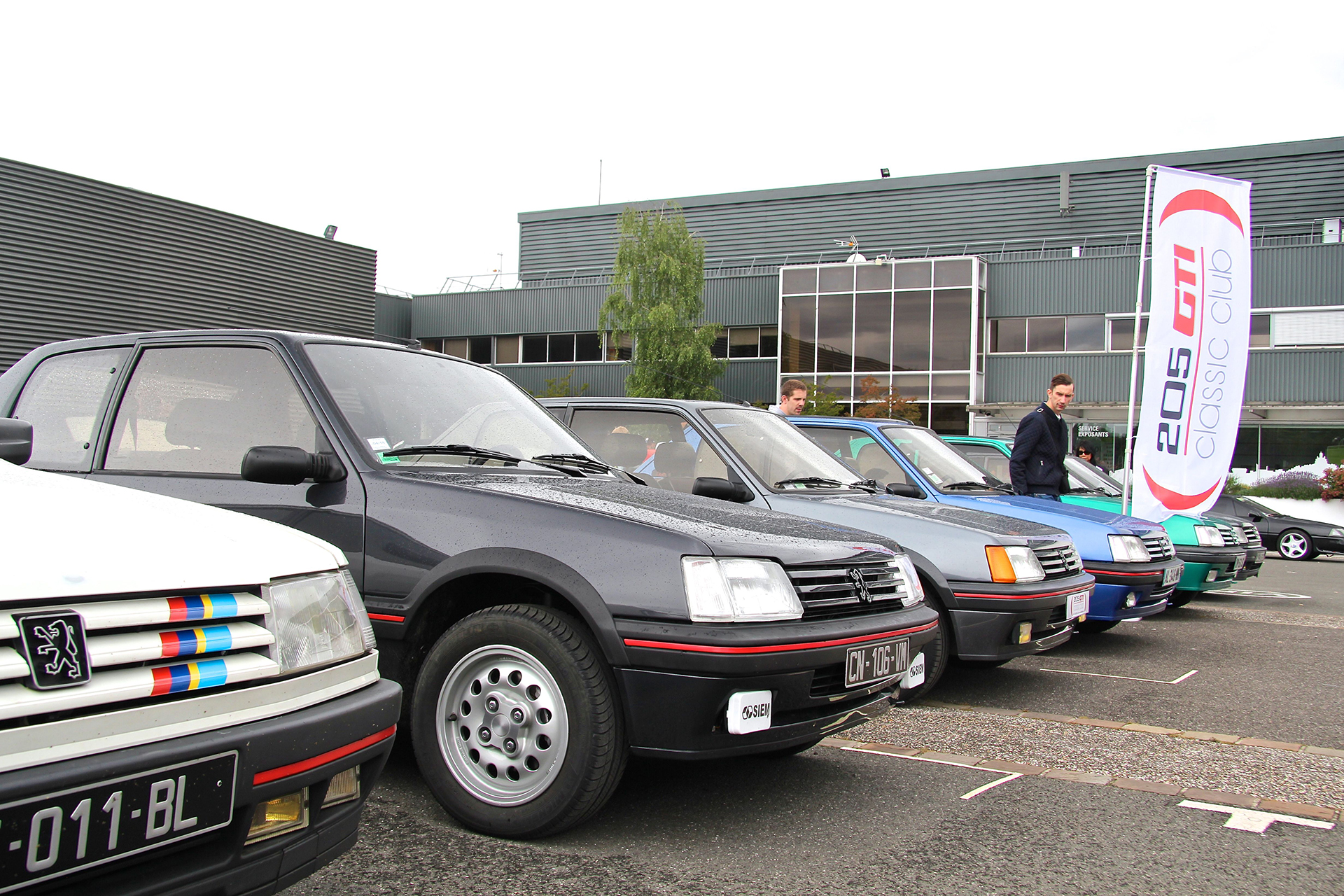 Peugeot 205 GTI - Youngtimers Meeting - 2016 - photo Ludo Ferrari