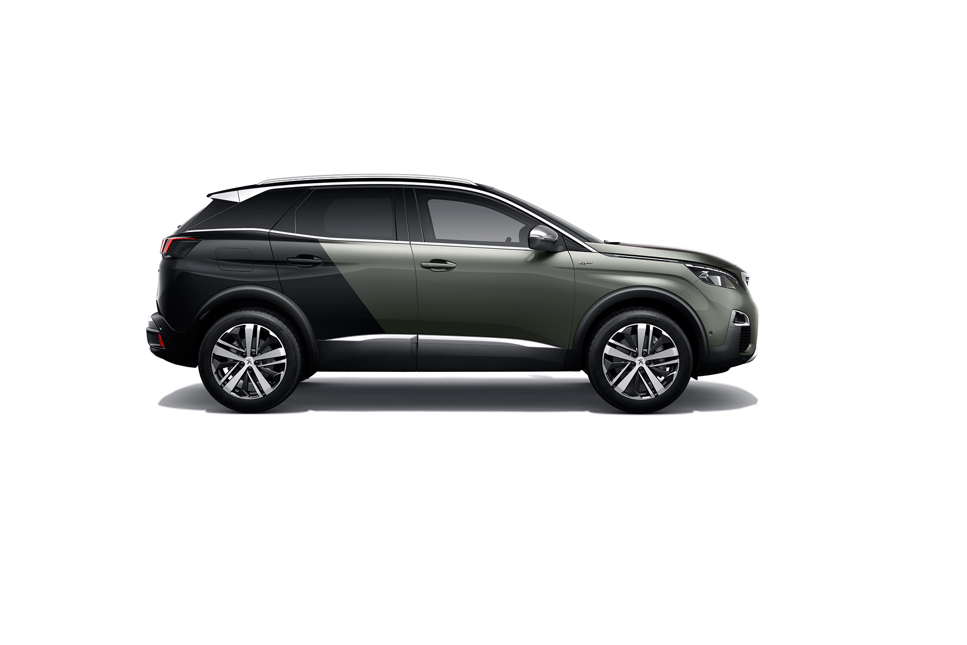 Peugeot 3008 - GT - 2016 - profil / side-face