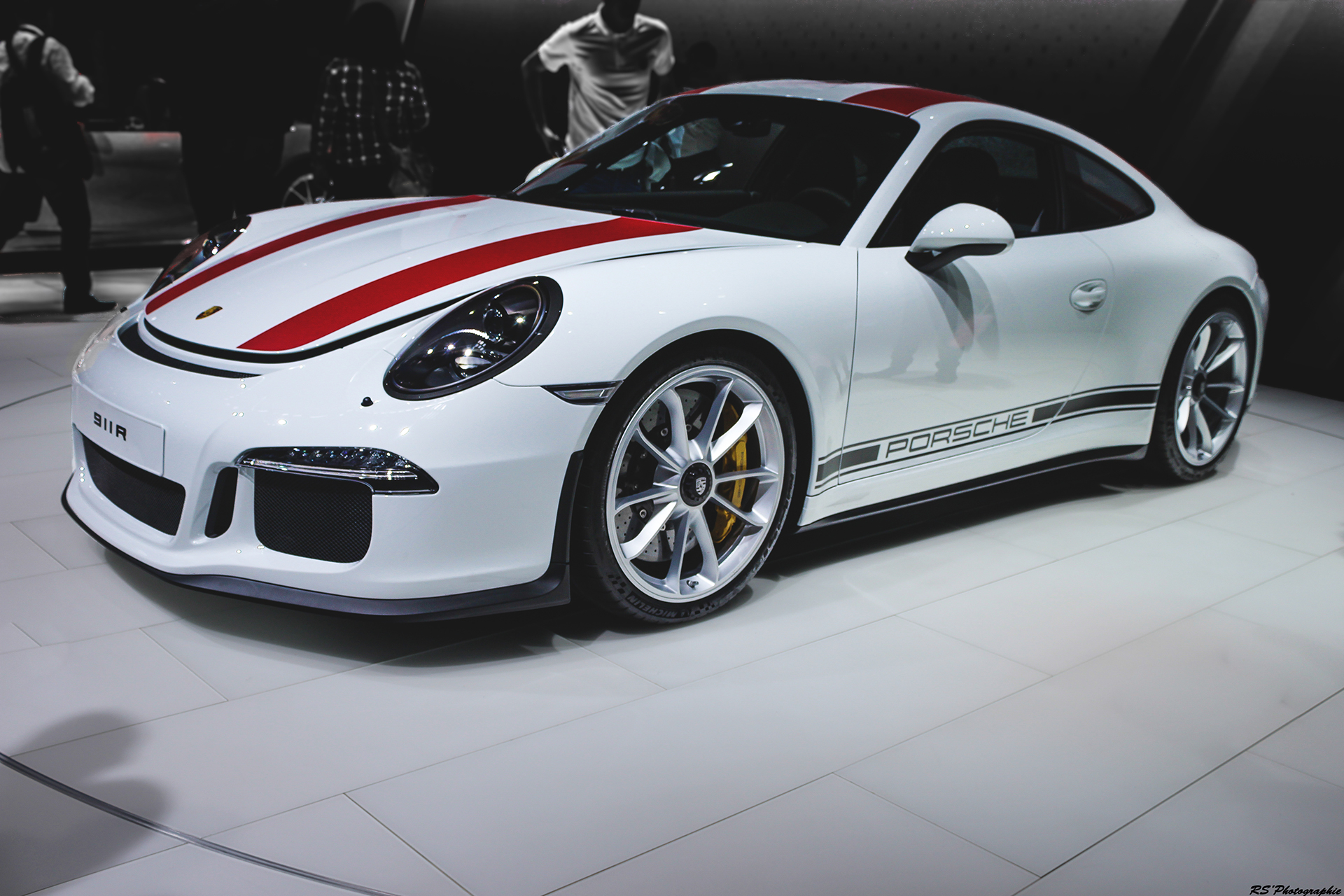 Porsche 911 R - Geneva 2016 - Arnaud Demasier RS Photographie