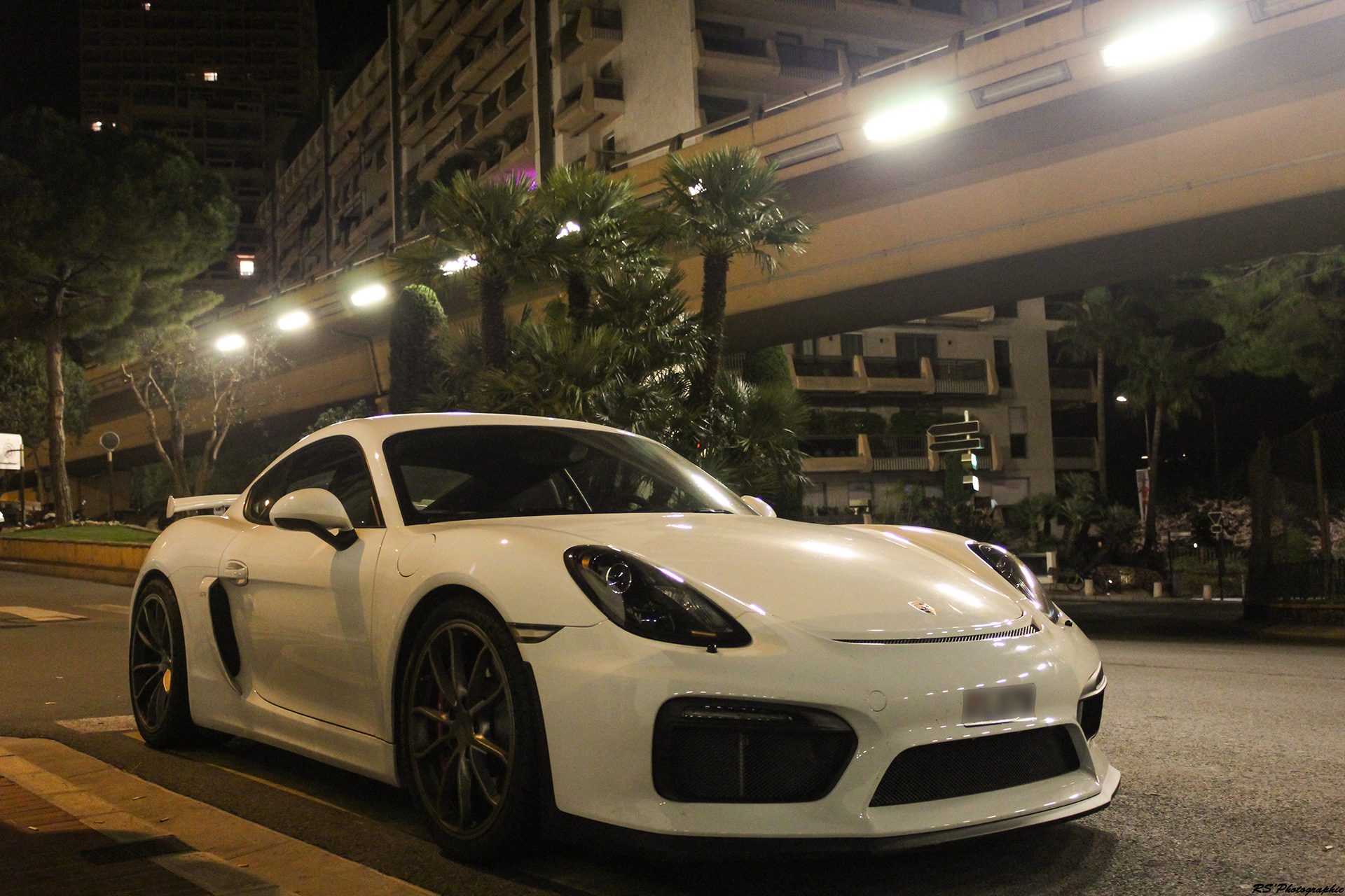 Porsche Cayman GT4 front - Top Marques Monaco 2016 - Arnaud Demasier RS Photographie