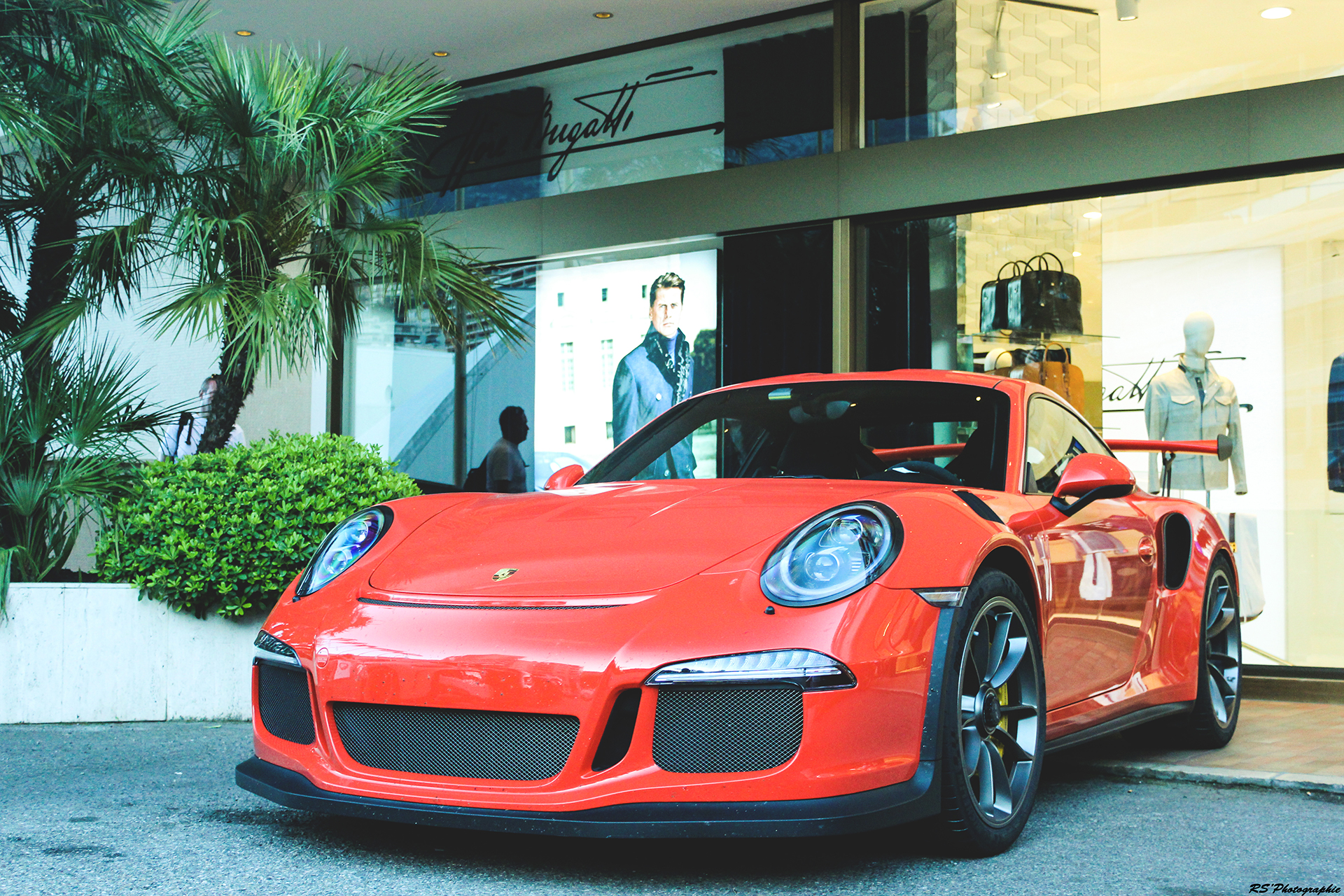 Porsche GT3 RS front - Top Marques Monaco 2016 - Arnaud Demasier RS Photographie