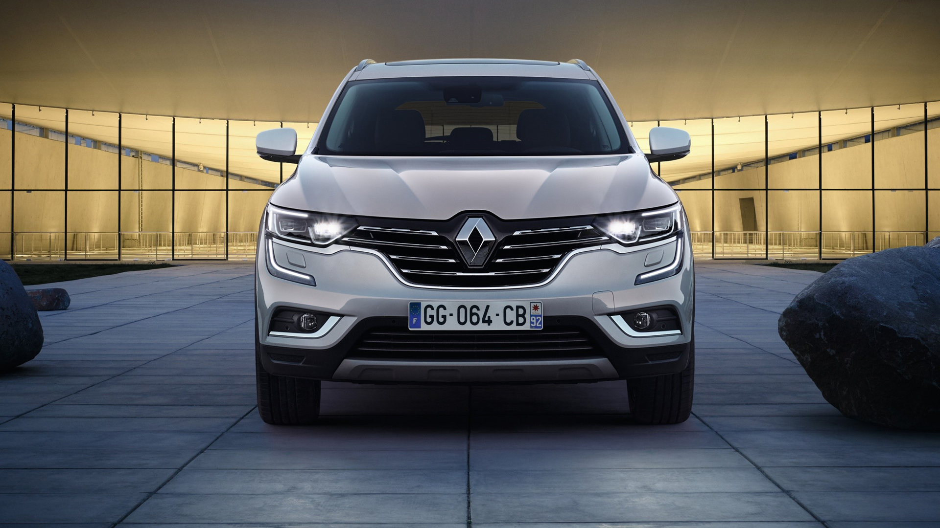Renault Koleos - 2016 - front light
