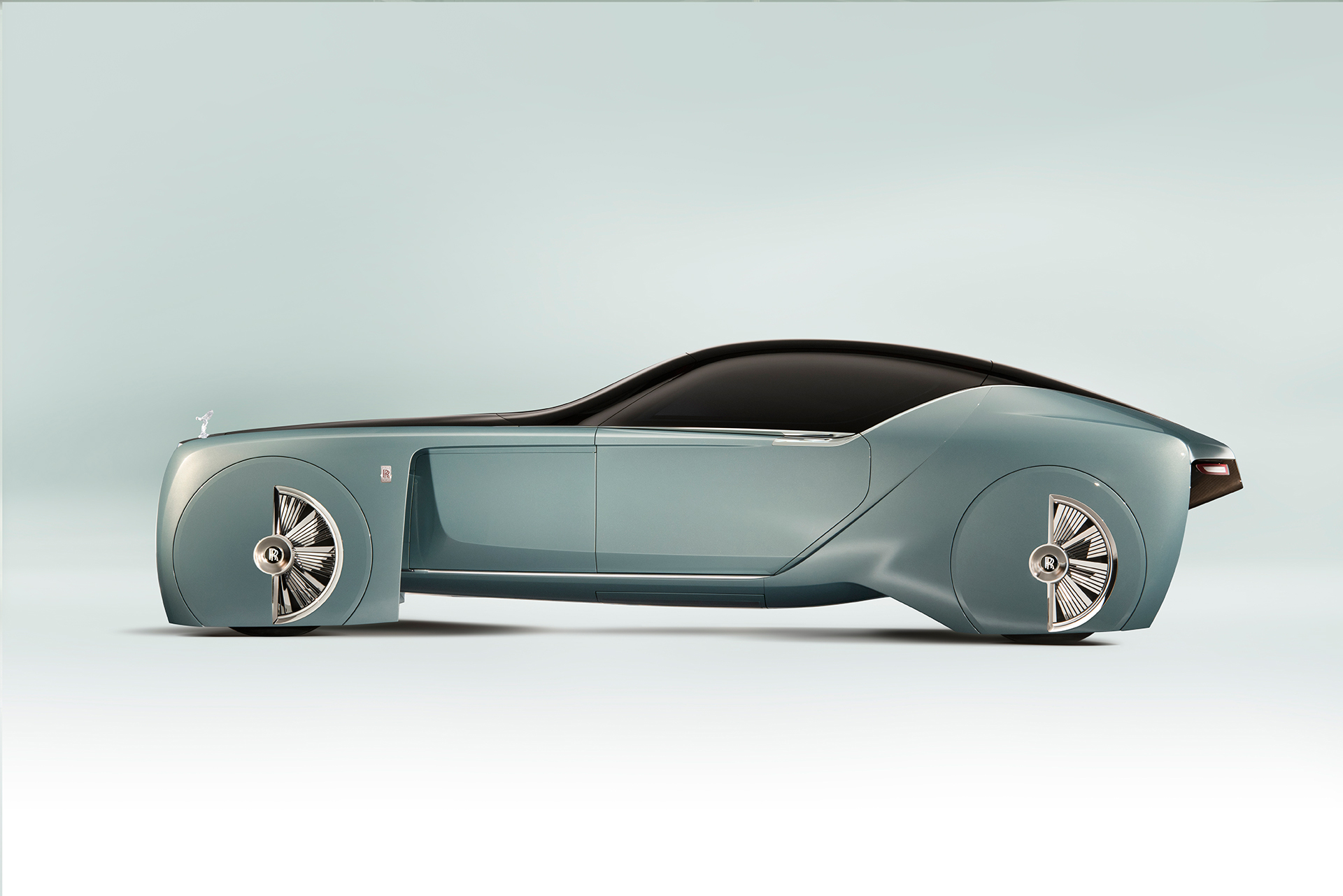 Rolls-Royce VISION NEXT 100 - profil / side-face