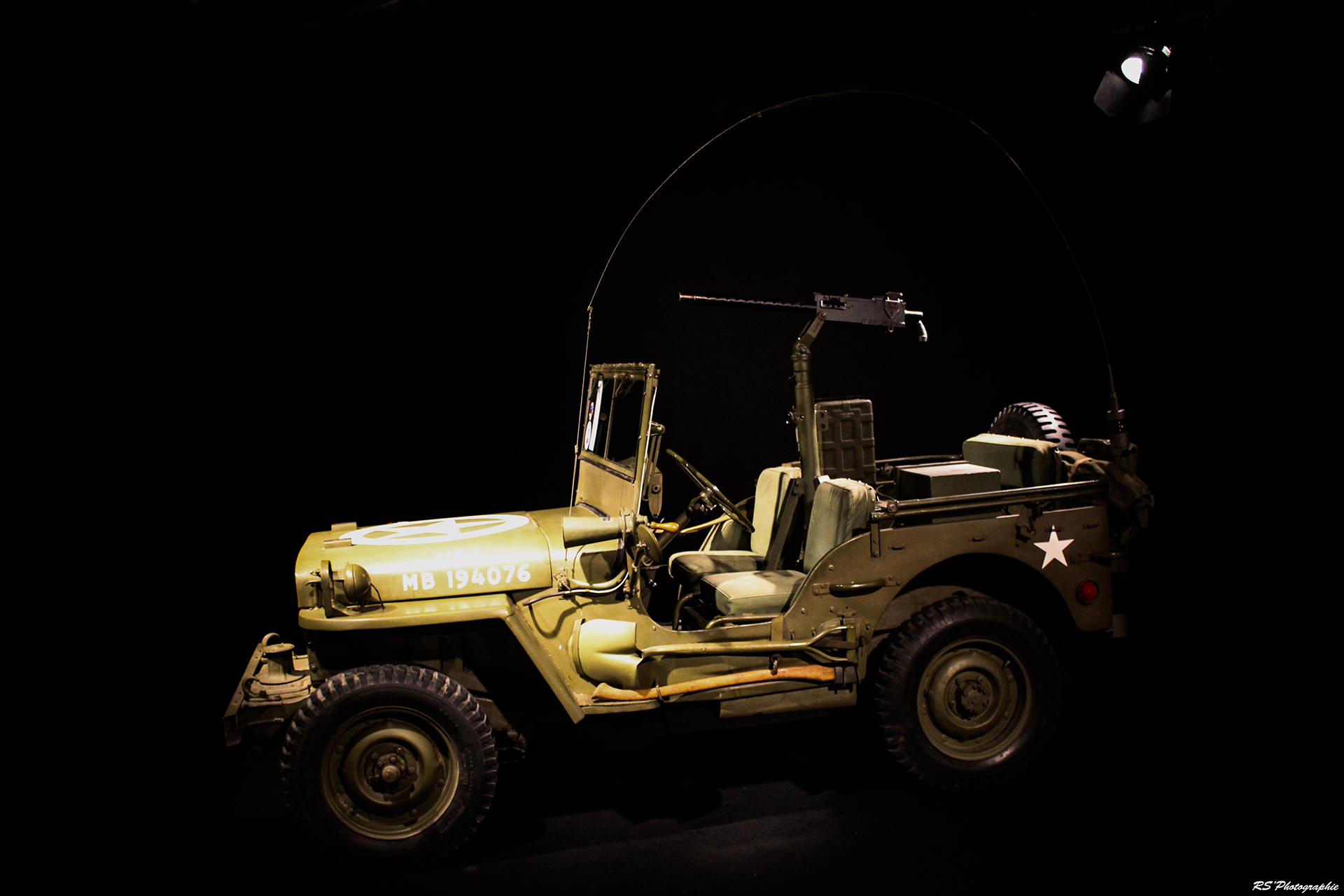 Willys MB Jeep - 1942 - RM - Auctions - 2016 - Arnaud Demasier RS Photographie