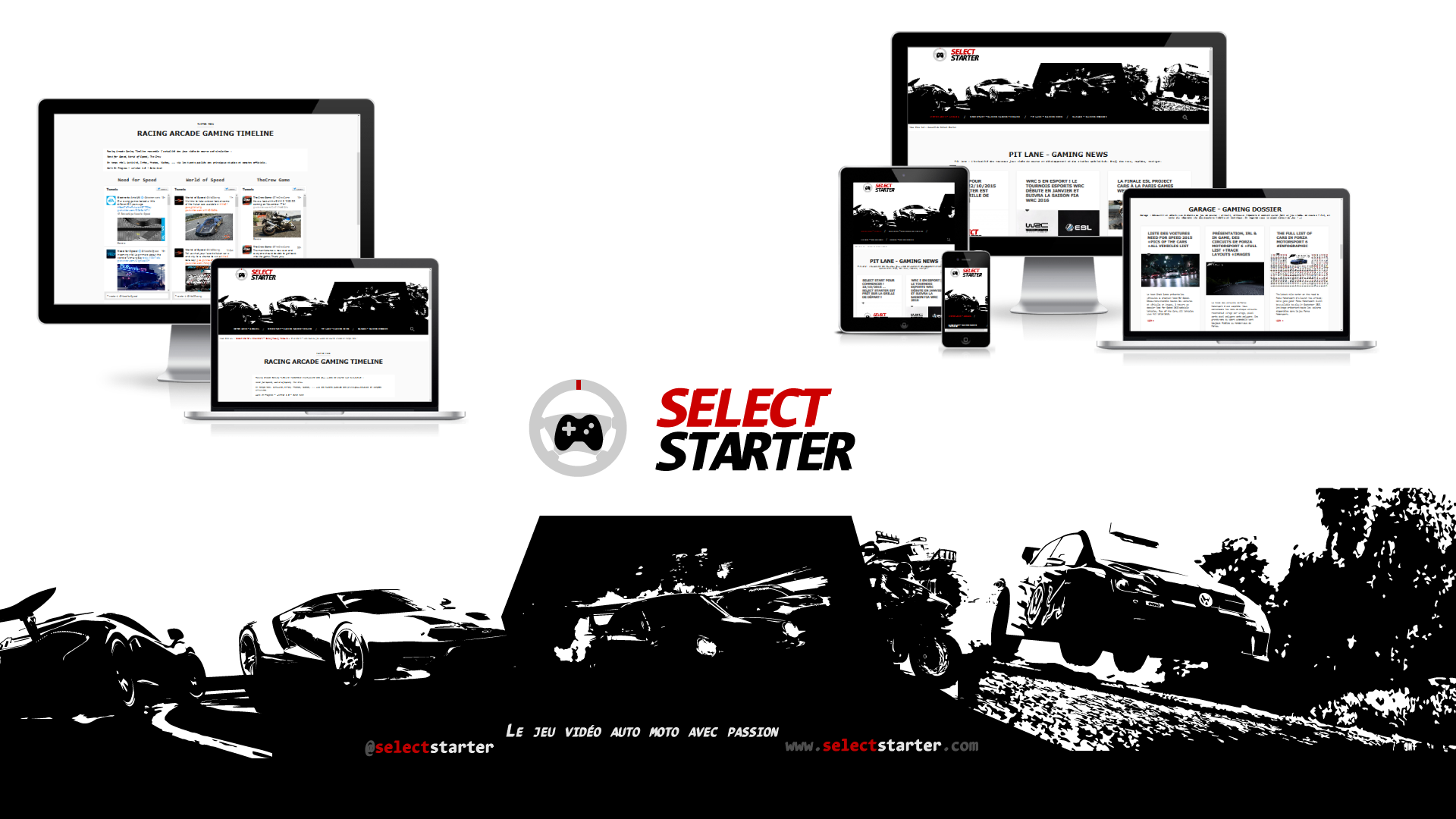 Site Select Starter - artwork - 2015 - by ELJ